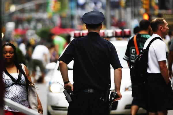 A federal judge ruled this week that the New York Police Department's stop and frisk policy is discriminatory.