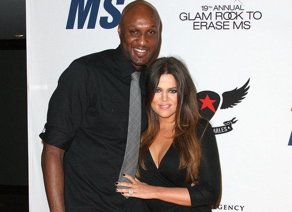 "L.A. Clippers player Lamar Odom and wife Khloe Kardashian Odom of ""Keeping Up With the Kardashians"" fame, are not divorcing, said Khloe's mother, Kris Jenner."