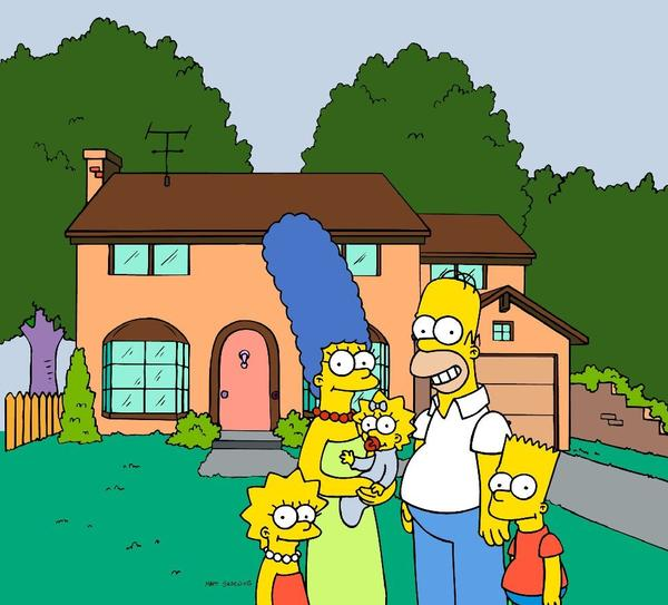 "Fox's long-running animated hit ""The Simpsons"" was among the programs honored in the first round of Primetime Emmy Awards."