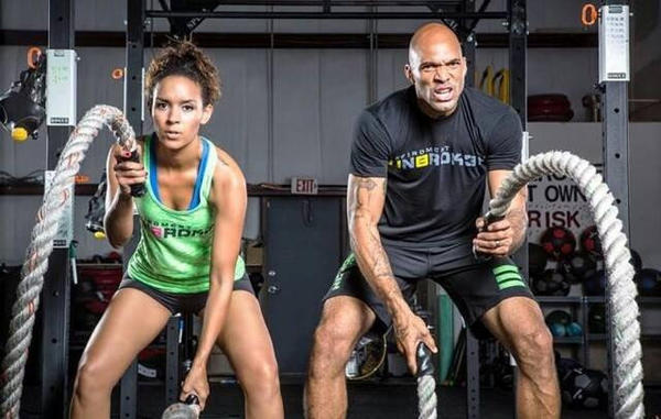 Richard Millsap, shown with his wife, Karen, was shot and killed while leading a class at his gym CrossFit Mosaic in Winter Garden.