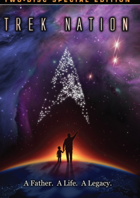 Trek Nation DVD Cover Art