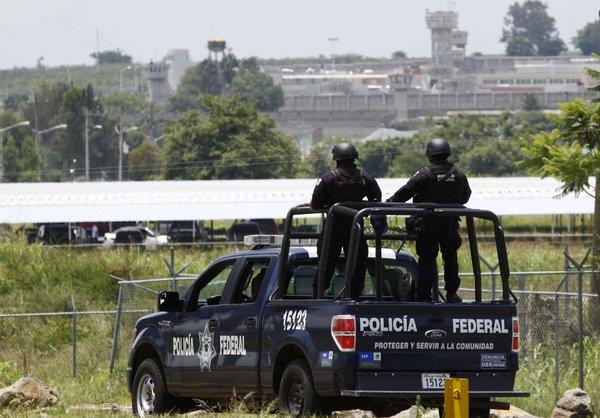 DEA agent's killer released from Mexico prison