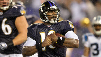 Former Ravens QB Troy Smith signs with Montreal Alouettes