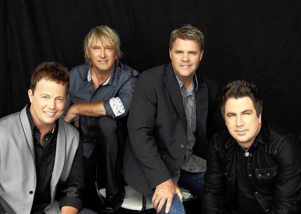 Lonestar is set to perform at Fort Monroe in Hampton.