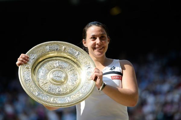 Wimbledon champion Marion Bartoli announced her retirement on Wednesday.