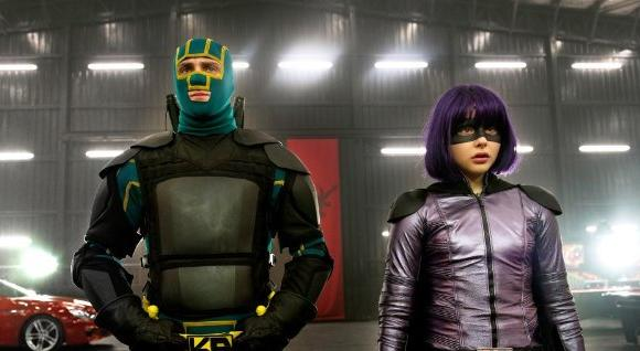 """""""Kick-Ass 2"""" will likely be the No. 1 film at the box office this weekend, beating """"The Butler,"""" """"Paranoia"""" and """"Jobs"""""""