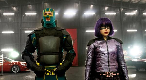 """Kick-Ass 2"" will likely be the No. 1 film at the box office this weekend, beating ""The Butler,"" ""Paranoia"" and ""Jobs"""