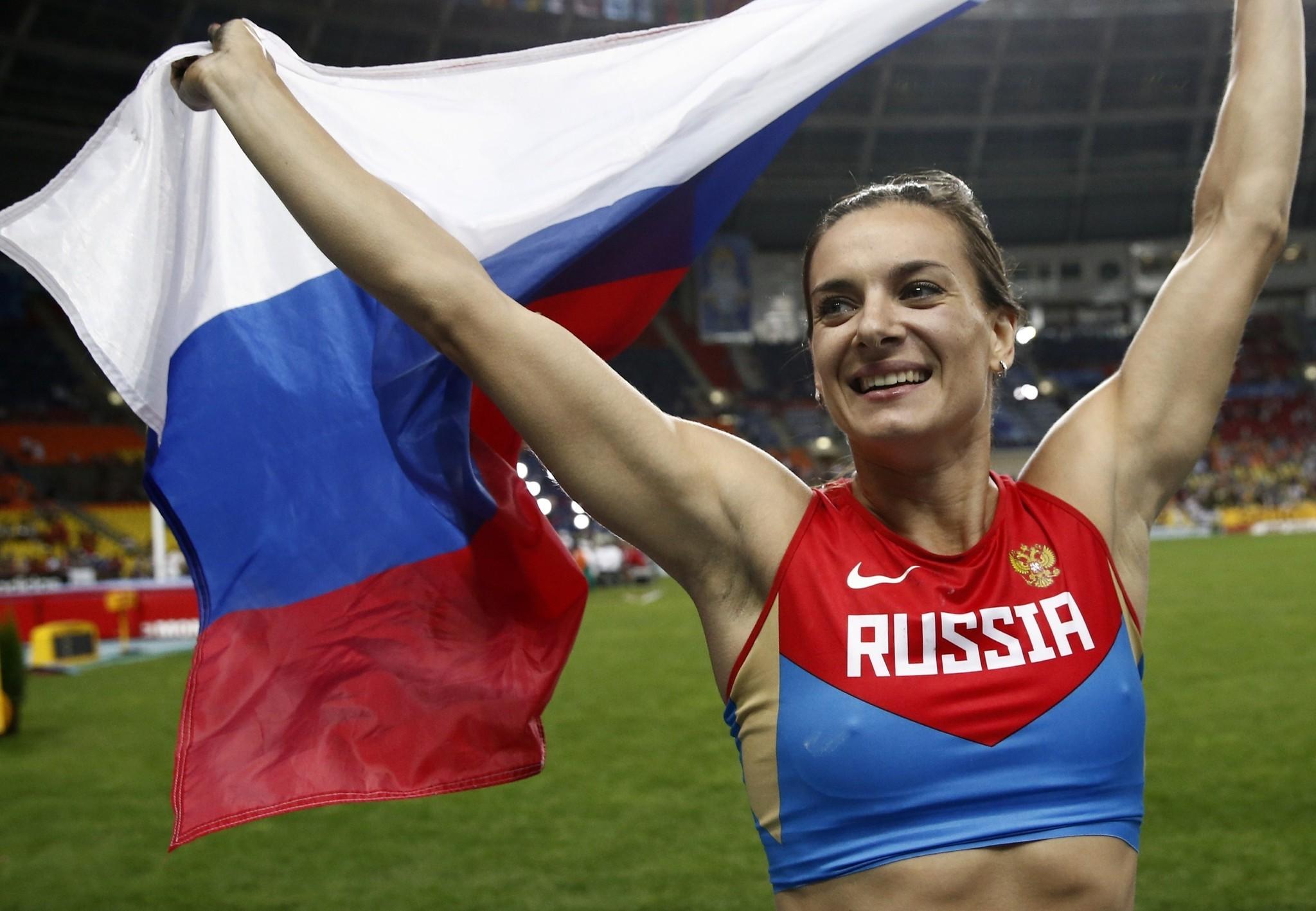 Elena Isinbayeva will go to the Olympiad 09.08.2016 90