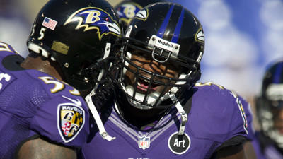 Ravens cut Jameel McClain's pay in half