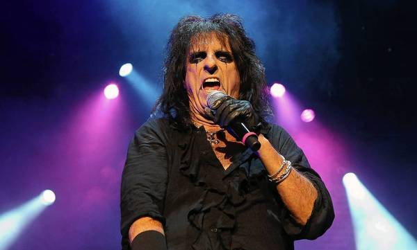 Alice Cooper will be the featured attraction at Halloweenie Roast, a concert Oct. 25 at UCF Arena.