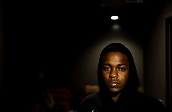 "Kendrick Lamar drew the attention of the hip hop world for his verse in Big Sean's ""Control."""