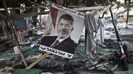 After Egypt crackdown, charred remains of the Islamists' cause