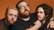 'World's End': Simon Pegg, Nick Frost, Edgar Wright on comedy, Ant-Man