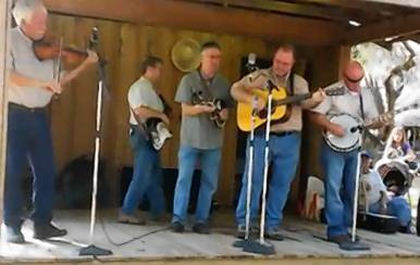Southern Express Bluegrass Band.