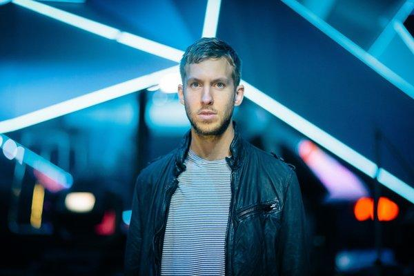 Calvin Harris is the year's highest-paid DJ