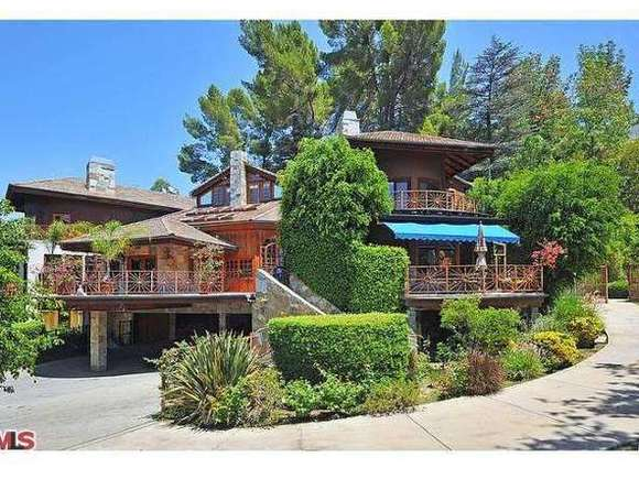 Tom Petty's former Encino home for sale