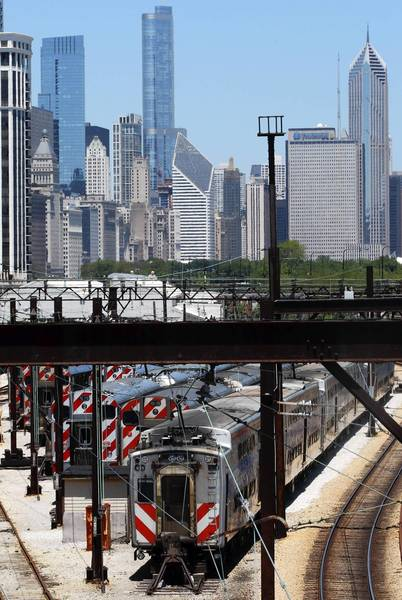 Metra's commuter rail service is crucial to the Chicago region's economy and livability.