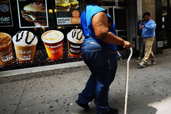 The death toll of the United States' obesity epidemic may be much higher than previously believed, a new study says.