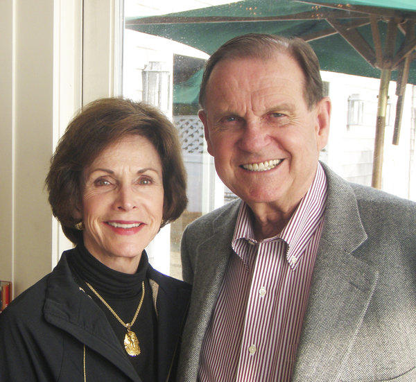 Dale and Sarah Ann Fowler are donating $55 million to Chapman University law school.