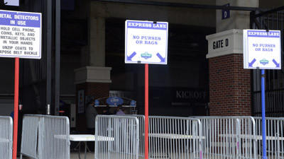 Ravens report smooth implementation of new NFL bag policy