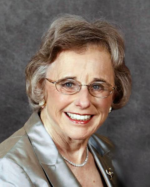 Barbara Rossier, who with her husband Roger donated $20 million to USC's school of education, was 78.