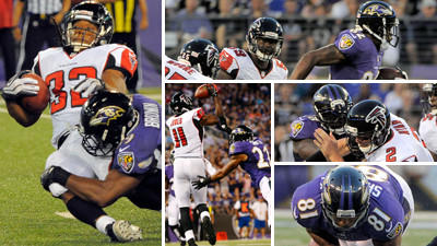 Five Things We Learned from the Ravens' 27-23 win over the Falc…