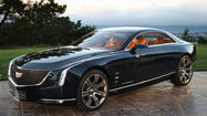 Cadillac debuts full-size Elmiraj concept coupe at Pebble Beach