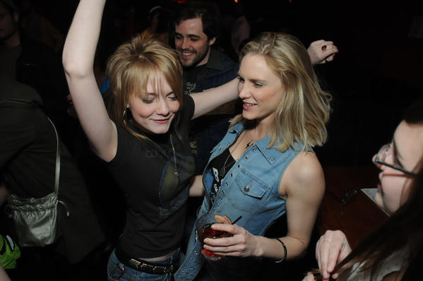 Porn and Chicken, one of Chicago's craziest dance parties, turns three years old Monday.