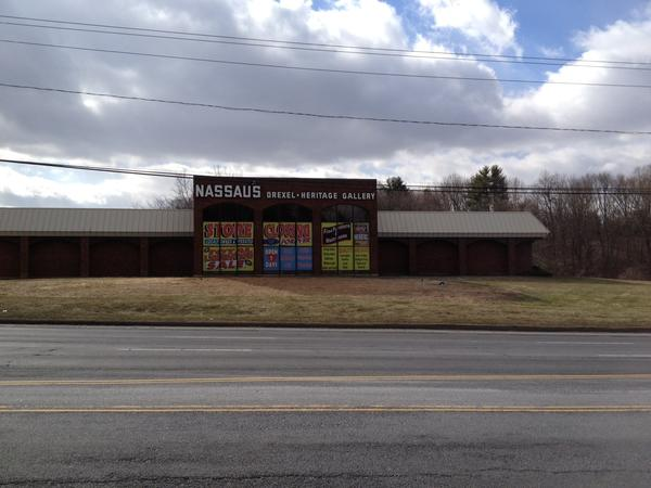 A view of the old Nassau's building in Avon. A North Carolina-based furniture company is moving into the location.