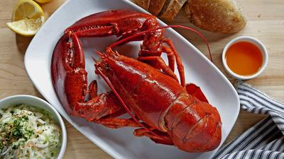 Lobster, the West Coast way