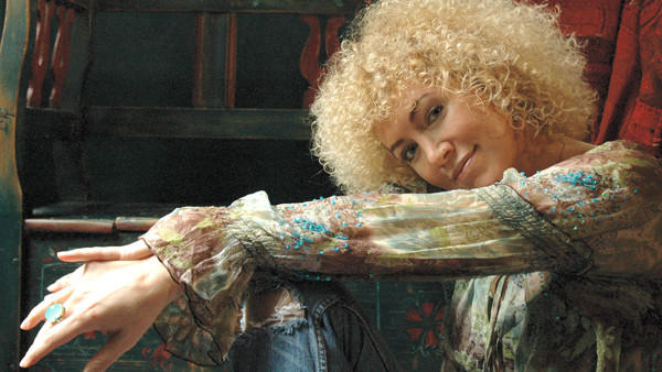 Jennie DeVoe closes out the 2013 Aten Place concert schedule with a performance Saturday, Aug. 24. Courtesy photo