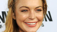 Lindsay Lohan launches website, nails 'Eastbound and Down' role