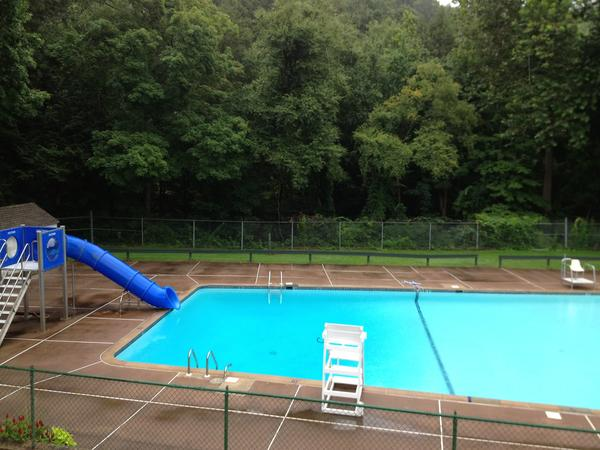 The Grange Pool is one of the town's oldest swimming facilities. Does the town need a new aquatics center? Some believe the time is now.