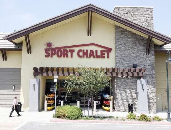 File Photo: Sales dropped in the first quarter for La Canada Flintridge-based Sport Chalet, the company announced this week.