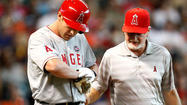 Angels' Peter Bourjos won't rule out postseason surgery