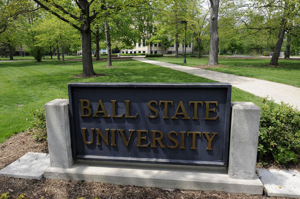 Ball State University in Muncie, IN