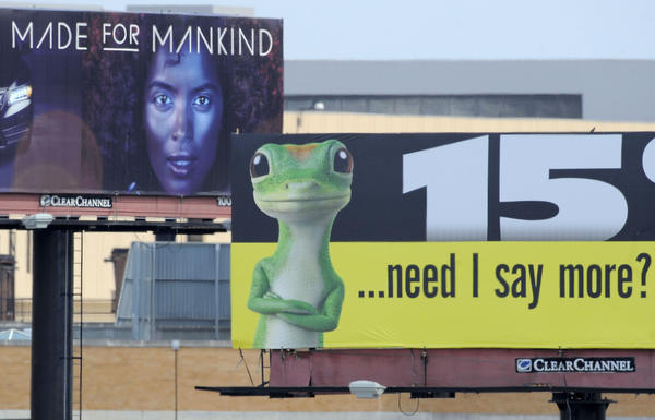 Clear Channel is at odd with Baltimore city of the billboard tax.