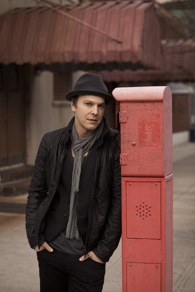 Singer Gavin DeGraw will headline during the Sept. 6 and 7 Wine Amplified Weekend at Mandalay Bay Beach in Las Vegas.