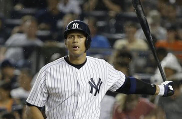 New York Yankees third baseman Alex Rodriguez says reports circulating that a member of his camp leaked Biogenesis documents is an attempt by someone to alienate him from other players.