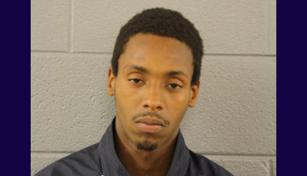 Tony Landers, 23, charged with beating a man unconscious and stealing his car in the Garfield Park neighborhood Friday.