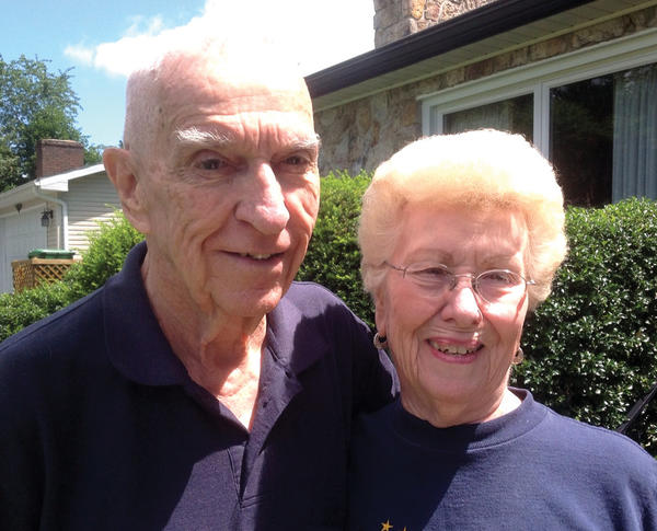 Don and Shirley Howard served Habitat for Humanity of Franklin County (Pa.) for 20 years.