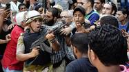 Vigilantes emerge as menacing force in Egypt as mosque siege ends