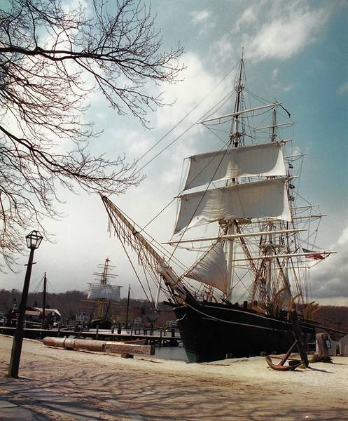 Explore Mystic Seaport, the nation's leading maritime museum, when you take the trip offered by Transbridge Tours.