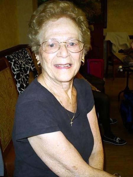 Marie Bell.