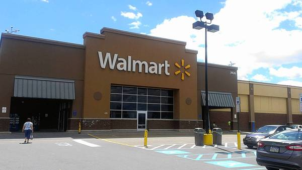 Walmart in Bethlehem Township paid a $7,000 fine to settle a U.S. Occupational Safety and Health Administration citation for a partially obstructed exit in a warehouse area.