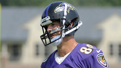 Brandon Stokley, Dallas Clark getting up to speed with Joe Flac…