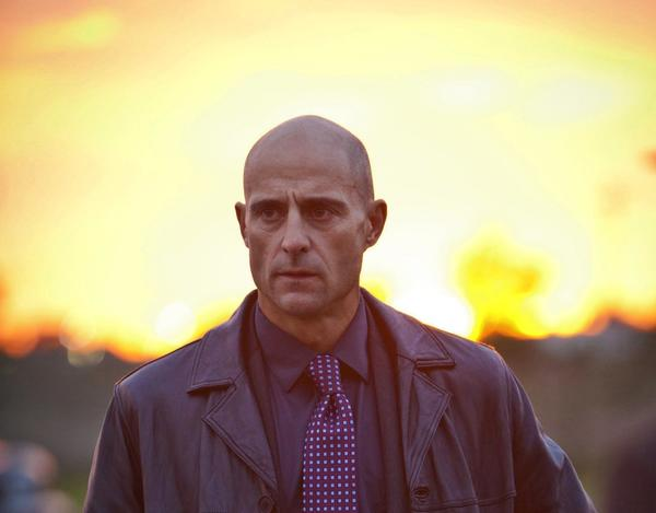"Mark Strong stars in ""Low Winter Sun"" on AMC. (Alicia Gbur/AMC/MCT)"