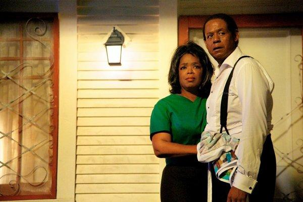 """The Butler,"" starring Oprah Winfrey and Forest Whitaker, was on top of the weekend box office."