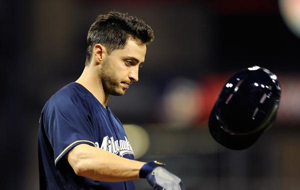 Milwaukee Brewers outfielder Ryan Braun accepted a 65-game suspension by Major League Baseball last month for using performance-enhancing drugs.