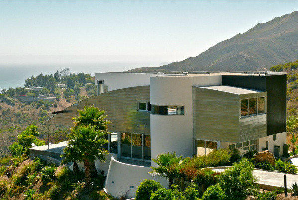 "The Malibu residence featured in Paul Schrader's ""The Canyons."""